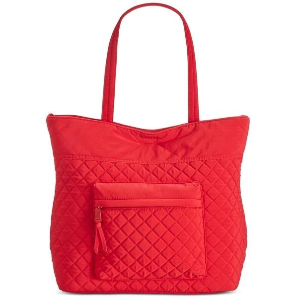 Shop Calvin Klein Womens Tote Handbag Quilted Reversible