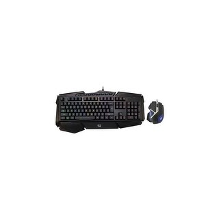 Adesso Gaming Keyboard & Mouse Combo EasyTouch Illuminated Gaming Keyboard and Mouse Combo