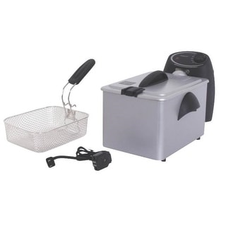 Presto 05462/05460 Digital Profry Immersion Fryer, 1800 Watts