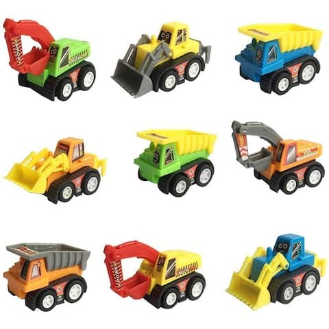 Push Pull Construction Trucks