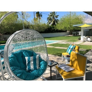 Cloak Outdoor Patio Swing Chair   Free Shipping Today   Overstock   20818998