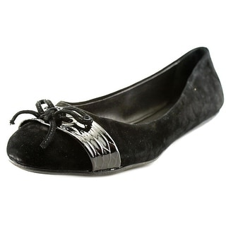 Kenneth Cole Reaction Truth Time   Round Toe Suede  Flats