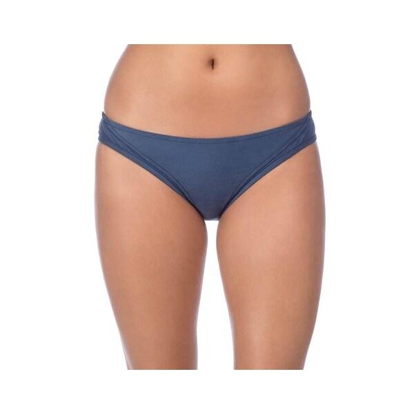 b689b71f16 Lucky Brand Denim Blue Women's Size Medium M Bikini Bottom Swimwear