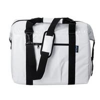 """""""NorChill BoatBag 48 Can Marine Cooler Bag - White Tarpaulin BoatBag 48 Can Marine Cooler Bag - White Tarpaulin"""""""