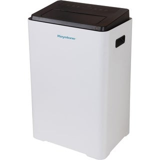 Keystone KSTAP16A 16000 BTU 230 Volt Portable Air Conditioner with Automatic Res