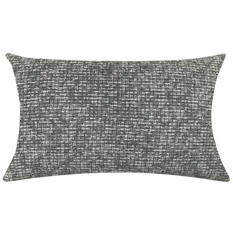 """Rodeo Home Jacobson Textured Chenille Decorative Lumbar Pillow 18"""" X 30"""""""