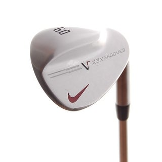 New Nike VR Satin Chrome 60* Toe Sweep Wedge RH w/ X3X Grooves