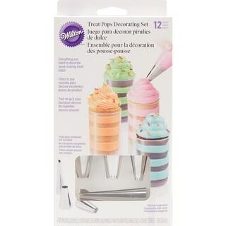 Treat Pops Decorating Kit 12Pcs-