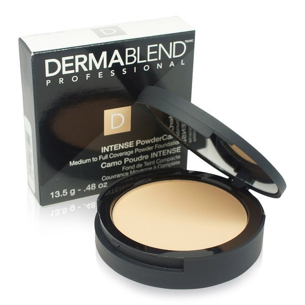 Dermablend Intense Powder Camo Foundation- Suntan