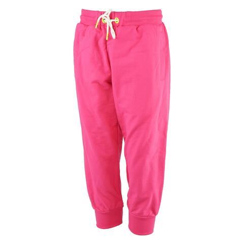 Sam Edelman Women's Crop Jogger Pants
