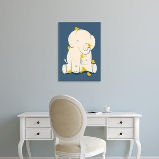 Easy Art Prints Jay Fleck's 'Big Mama' Premium Canvas Art