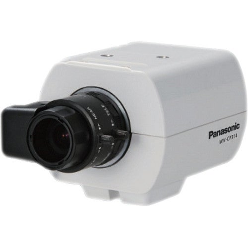 Panasonic WV-CP300 Panasonic WV-CP300 Fixed Day/Night Camera