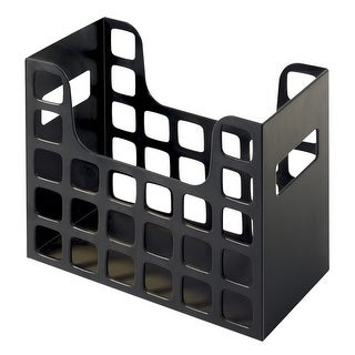 Pendaflex Desktop File, 12-3/8 x 6 x 9-1/2 Inches, Black