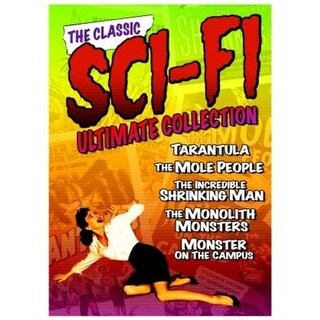 Classic Sci-Fi Ultimate Collection 1 [DVD]