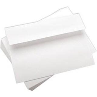 """White - Leader A7 Envelopes (5.25""""X7.25"""") 100/Pkg"""