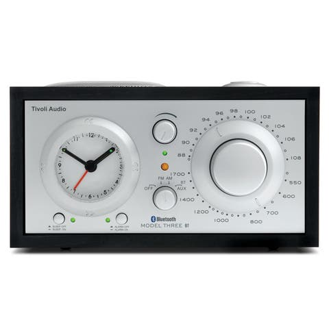 Tivoli Audio Model Three AM/FM Radio With Bluetooth