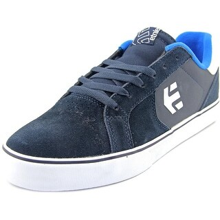 Etnies Fader LS Vulc Men Round Toe Suede Skate Shoe