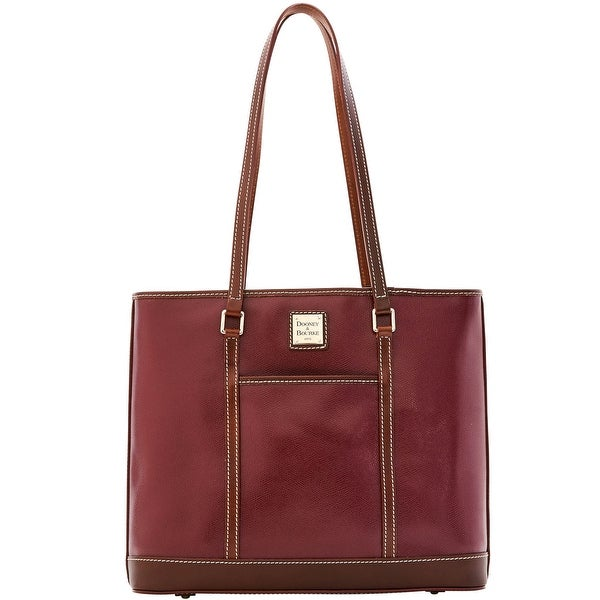Dooney & Bourke Claremont Cynthia Tote (Introduced by Dooney & Bourke at $298 in Sep 2016) - Bordeaux