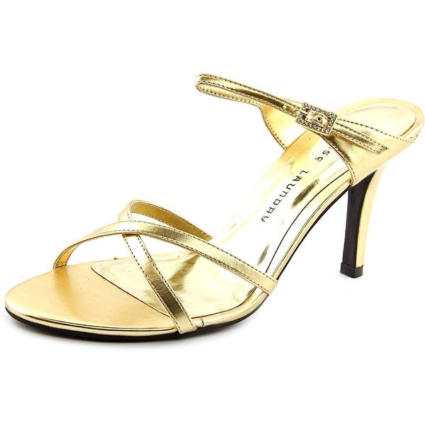 Chinese Laundry Remy Women Open Toe Canvas Sandals