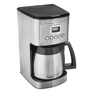 Cuisinart Programmable Thermal Coffeemaker (12 Cup) Refurbished