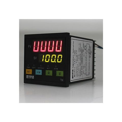 3 Build-in Auto-Tuning Time Proportion PID Algorithms Universal Digital Programmable Temperature Controller--TA7