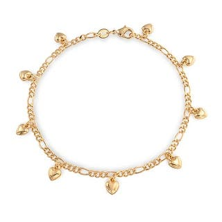 Bling Jewelry Gold Filled Figaro Chain Heart Charm Bracelet Anklet 9.5 Inch https://ak1.ostkcdn.com/images/products/is/images/direct/8e7ebfed4d9cd5113dafec34e79b354bc613d1d5/Bling-Jewelry-Gold-Filled-Figaro-Chain-Heart-Charm-Bracelet-Anklet-9.5-Inch.jpg?impolicy=medium