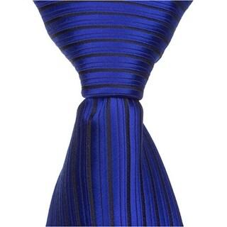 Matching Tie Guy 2364 B2 - 15.25 in. Zipper Necktie - Blue, 4T-7