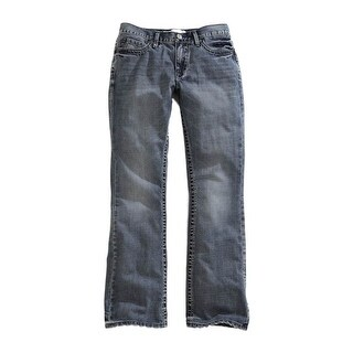 Tin Haul Western Denim Jeans Mens Jagger Fit Dark 10-004-1660-1751 BU