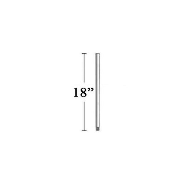"MinkaAire DR1518 18"" Downrod for F738 Pancake Indoor Ceiling Fan - N/A"