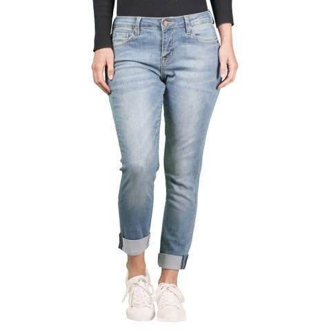 Petrol Junior Skinny-Stretch Boyfriend Jean