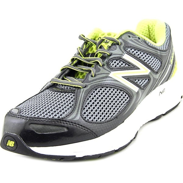 New Balance M840 Men 4E Round Toe Synthetic Black Walking Shoe