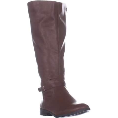Style & Co. Womens keppurp Closed Toe Knee High Fashion Boots
