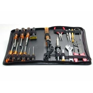 Startech.Com 19-Piece Computer Tool Kit With Carrying Case (Ctk500)