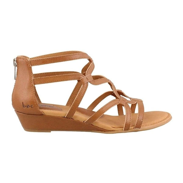 B.O.C Womens Pawel Open Toe Casual Gladiator Sandals