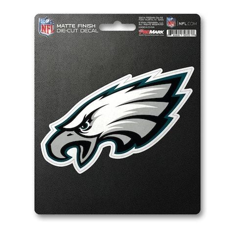 Philadelphia Eagles Decal 8x8 Die Cut Matte - 8x8