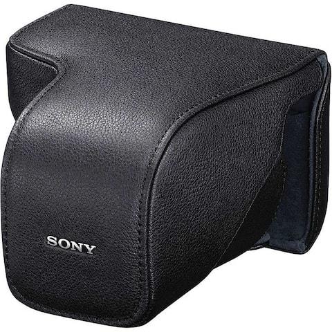 Sony lcselc7b case for nex-7+lens