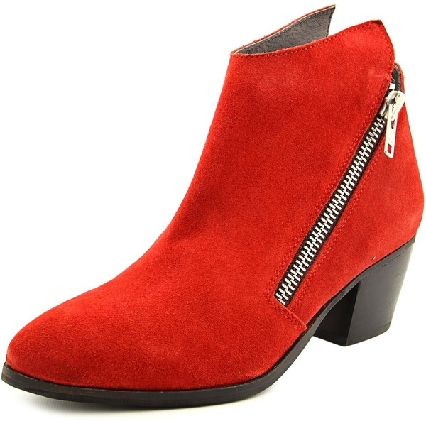 Matisse Frankie Women  Pointed Toe Synthetic Red Bootie