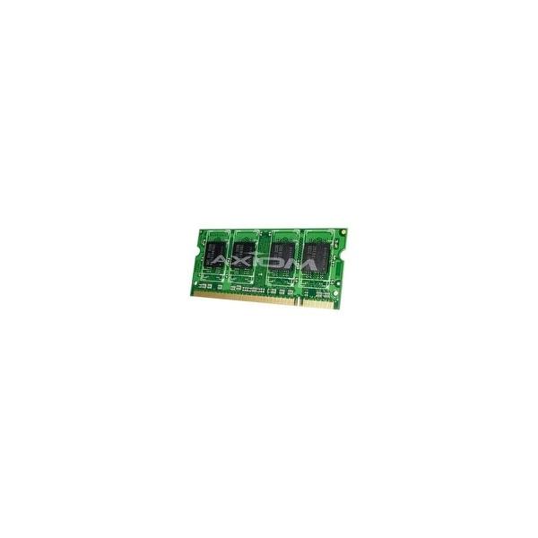 Axion MA940G/A-AX Axiom 4GB DDR2 SDRAM Memory Module - 4GB (2 x 2GB) - 667MHz DDR2-667/PC2-5300 - DDR2 SDRAM - 200-pin SoDIMM