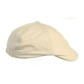Baby Boys Tan Trendy French Hat 9-24M