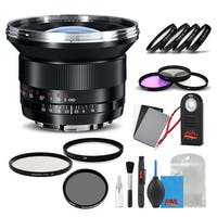 Zeiss Distagon T* 18mm f/3.5 for Canon EF -1762-827 with Cleaning Accessory Kit and 2 Year Extended Warranty