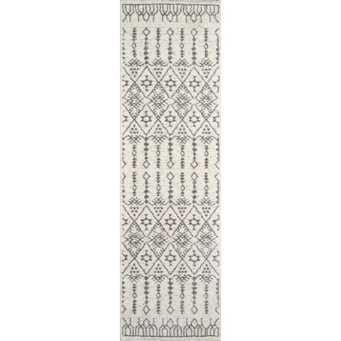 Momeni Lima Polyester Blend Contemporary Moroccan Area Rug