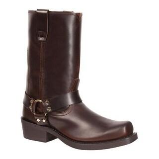 Durango Boot Men's DB514 11 Brown Frontier Leather Harness
