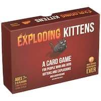 Exploding Kittens Original Edition Red