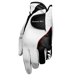 Powerbilt TPS Cabretta Tour Golf Glove - Mens RH Large