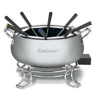 Cuisinart CFO-3SS Electric Fondue Maker, Stainless Steel