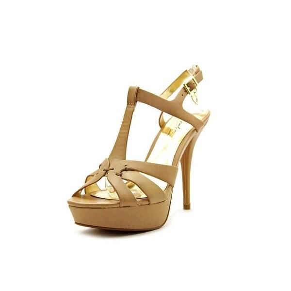 Thalia Sodi Womens raquell Peep Toe Casual Ankle Strap Sandals