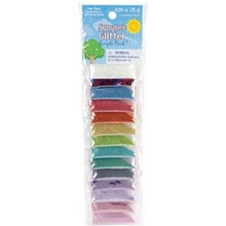 Summer - Glitter Sample Pack 2g 14/Pkg