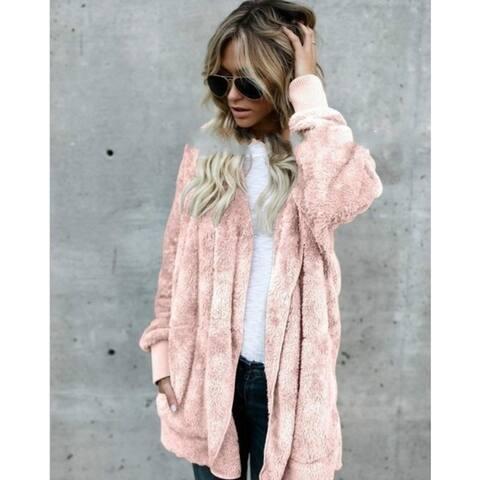Wear A Fur Coat On Both Sides