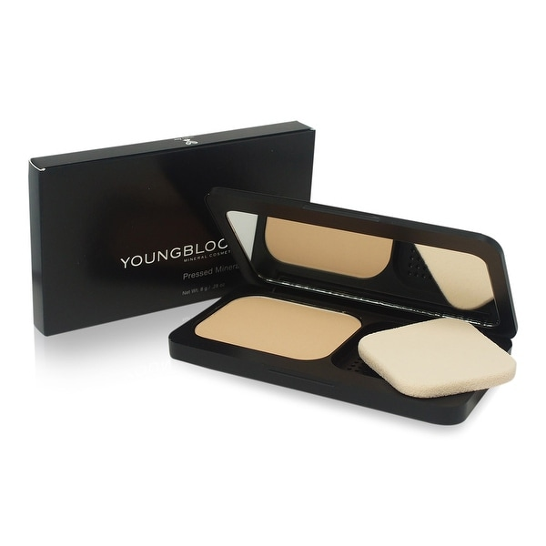 Youngblood Pressed Mineral Foundation - Honey 0.28 Oz