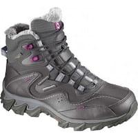 Salomon SOKUYI WP Women's Winter Boots, Waterproof, Insulated - detroit